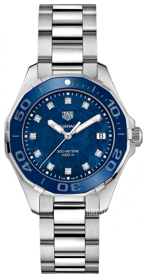 TAG HEUER Naisten Aquaracer WAY131L.BA0748