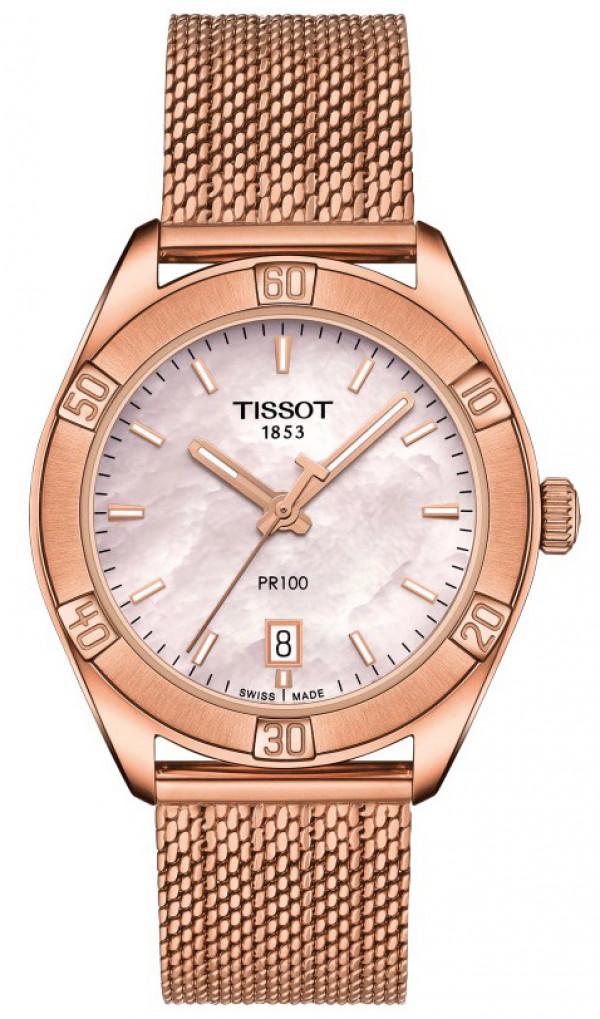 TISSOT PR100 Sport Chic T1019103315100