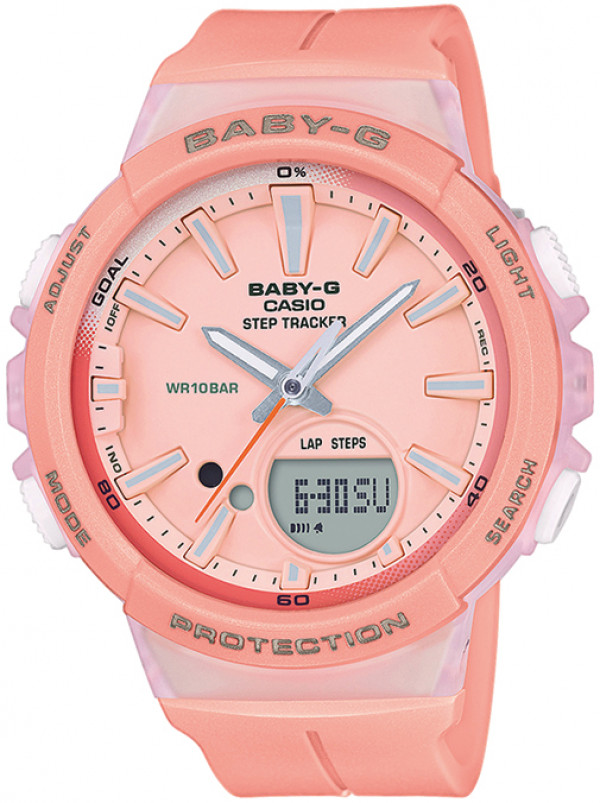 CASIO BABY-G rannekello BGS-100-4AER