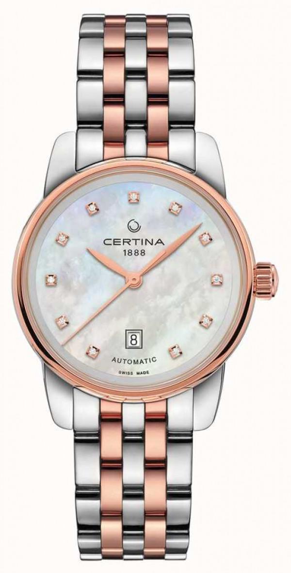 CERTINA DS Podium Lady Automatic C0010072211600