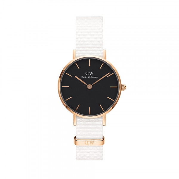 DANIEL WELLINGTON Rose Classic Black Dover 28MM DW00100314