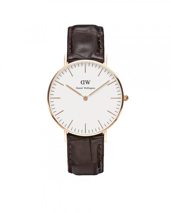 DANIEL WELLINGTON York Rose naisten kello