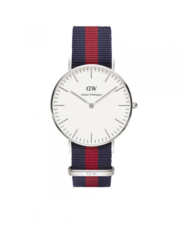 DANIEL WELLINGTON Oxford Silver naisten kello
