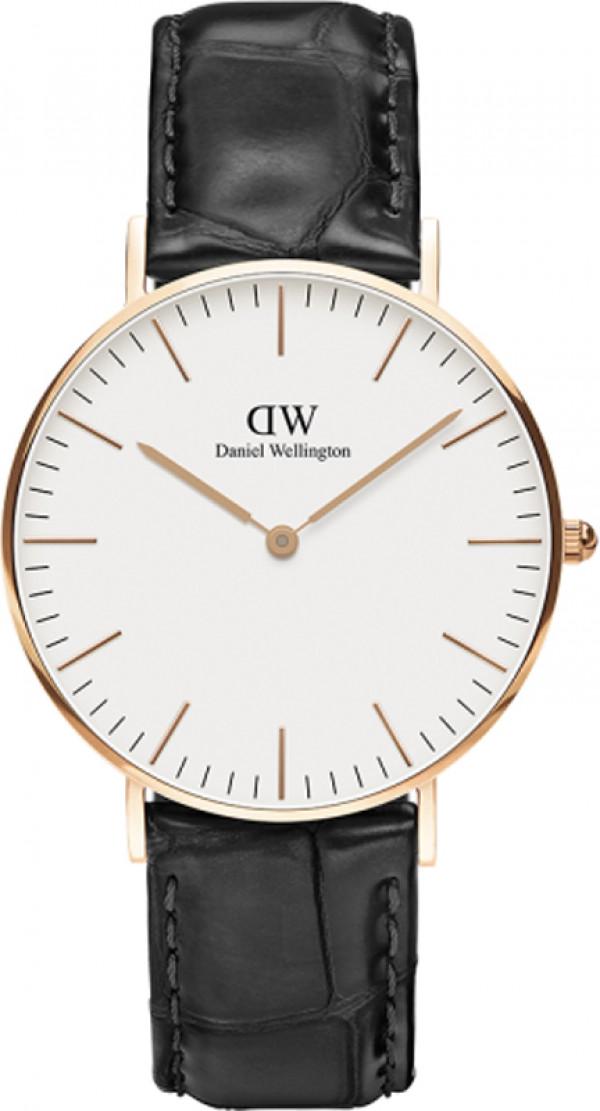 DANIEL WELLINGTON Classic Reading Rose naisten kello