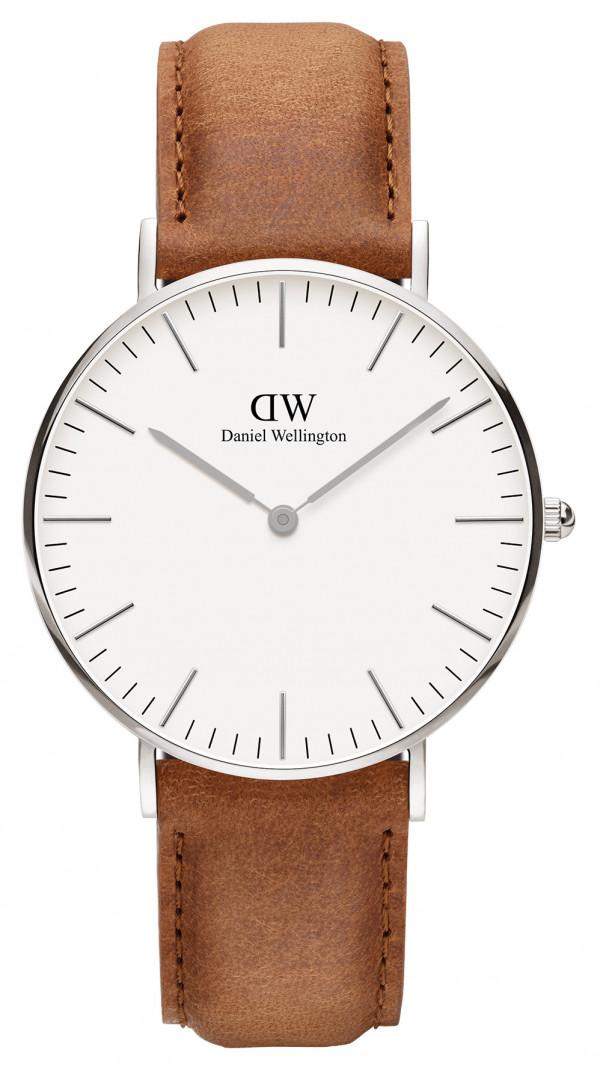 DANIEL WELLINGTON Silver Durham naisten DW00100112
