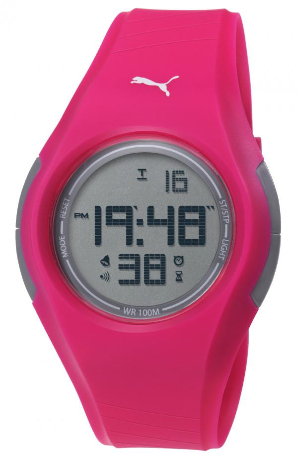 PUMA Tonic Pink Grey naisten kello