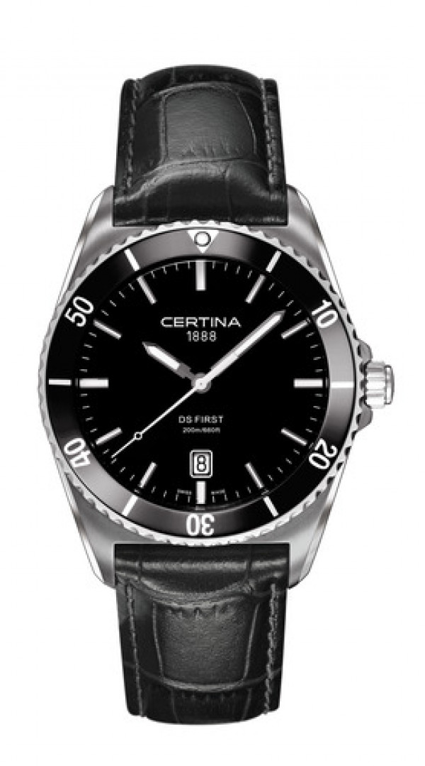 CERTINA DS FIRST miesten rannekello C0144101605100
