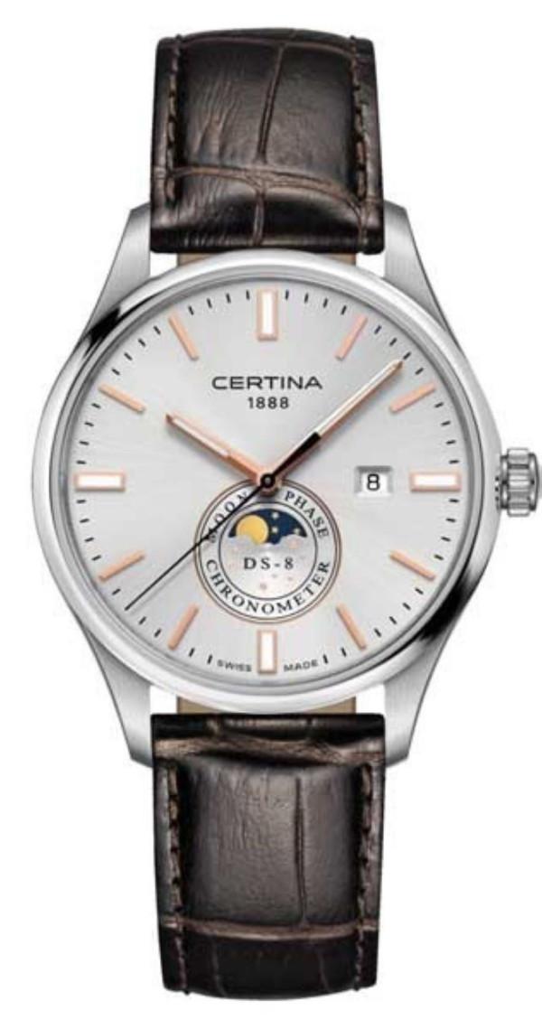 CERTINA DS-8 Precidrive C0334571603100
