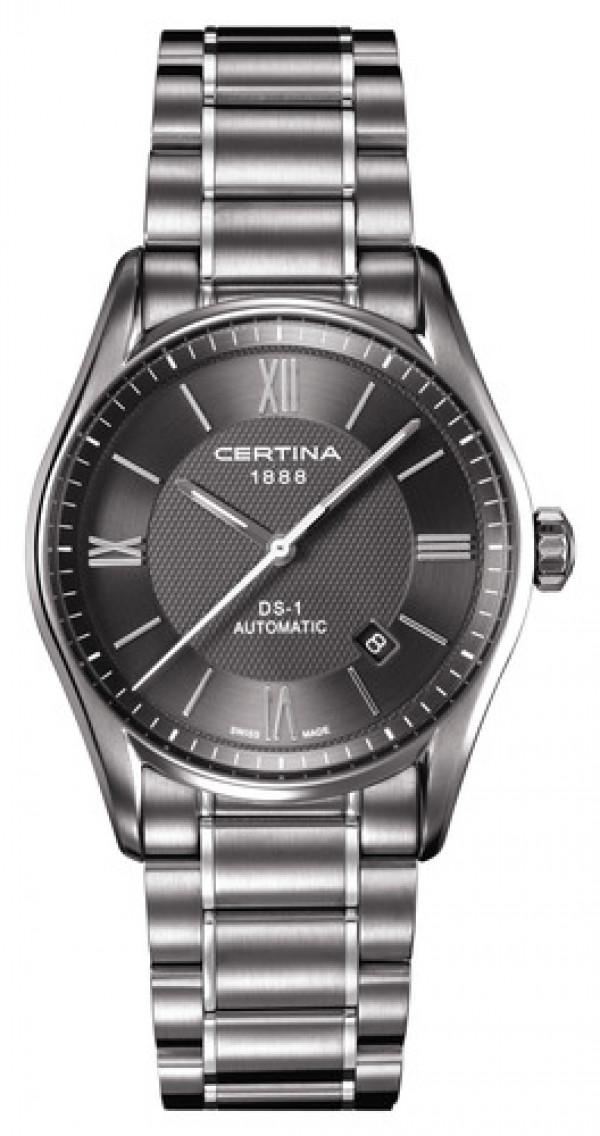 CERTINA DS-1 automatic miesten rannekello C0064071108800