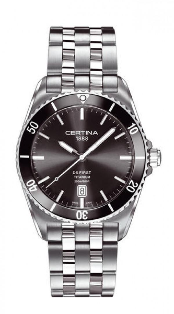CERTINA DS-4 Day-Date C0224301105100