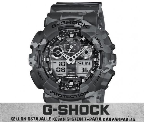 G-SHOCK miesten kello