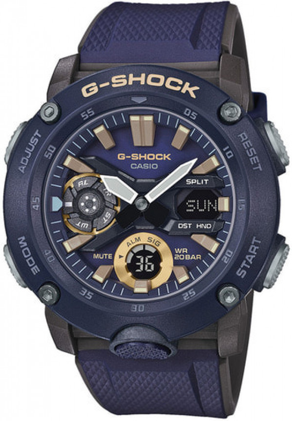 Casio G-SHOCK G-Carbon GA-2000-2AER