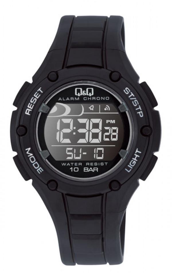 Q&Q . miesten kello