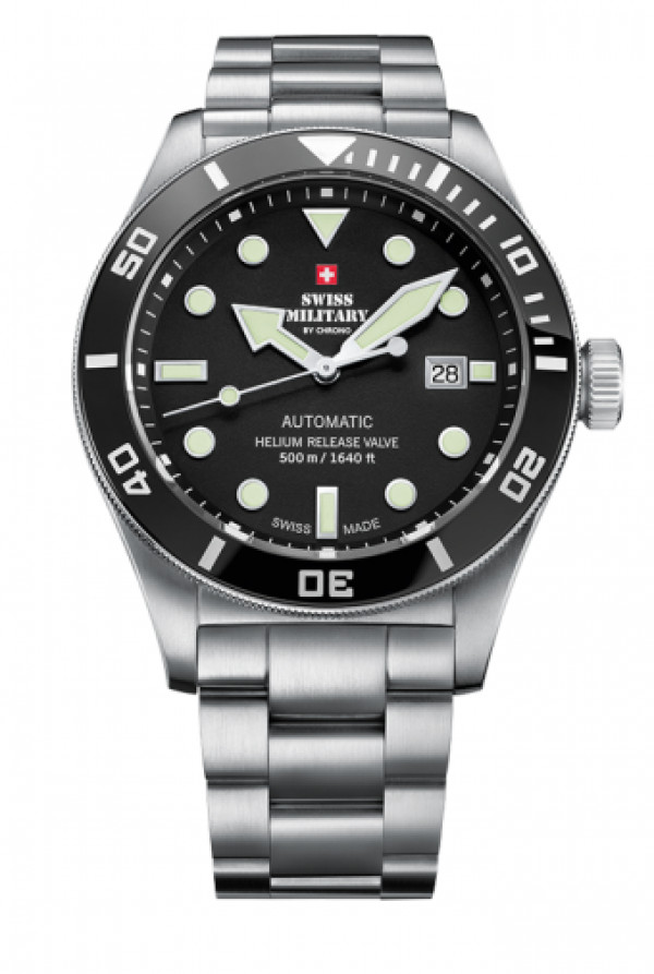 SWISS MILITARY Automatic Diver SMA34060.01