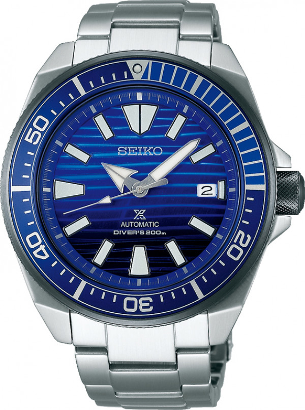 SEIKO Prospex SRPC93K1 Save the Ocean Samurai