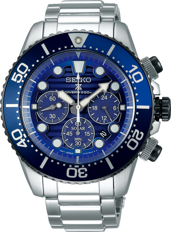 Seiko Prospex SSC675P1 Save the Ocean Edition Chronograph