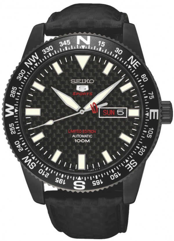 SEIKO 5 Ltd. Edition miesten kello