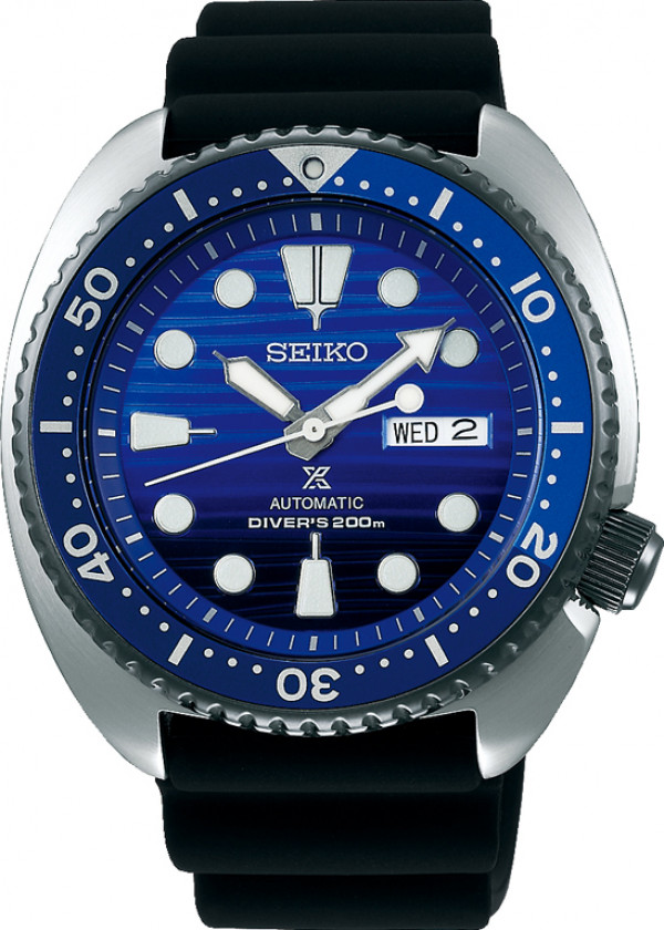SEIKO Prospex SRPC91K1 Turtle Save the Ocean Edition
