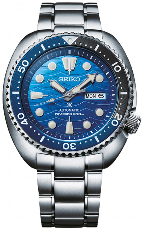 SEIKO PROSPEX Save the Ocean SRPD21K1 Special Edition
