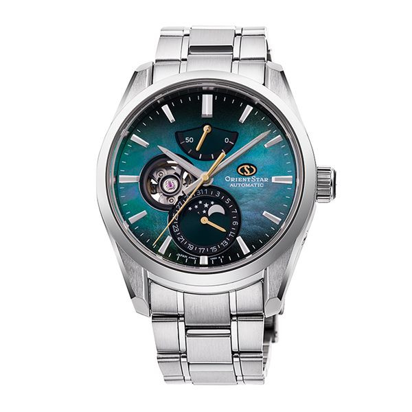 ORIENT STAR Moon 70v limited edition RE-AY0006A