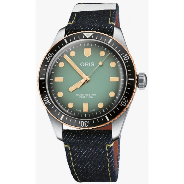 ORIS X Momotaro Divers Sixty-Five 01 733 7707 4337-Set
