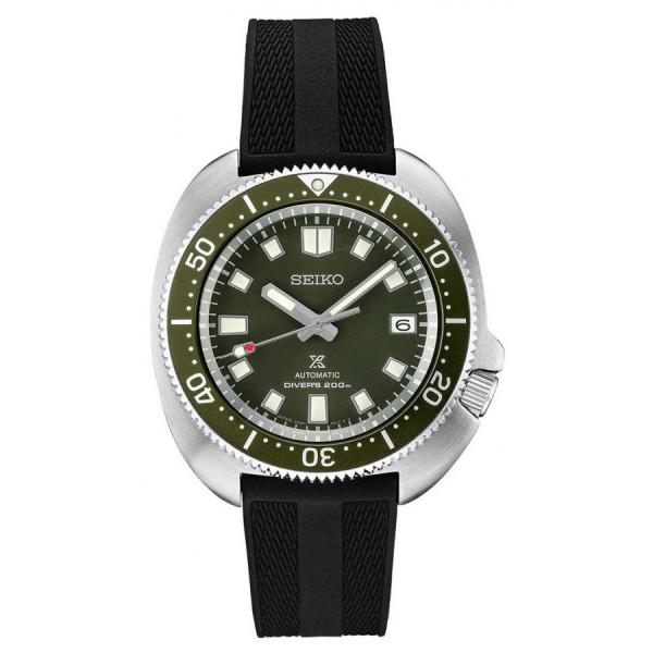 SEIKO Prospex SPB153J1 Green Captain Willard 6105 Remake