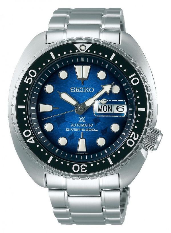 SEIKO Prospex Save the Ocean Manta Ray King Turtle SRPE39K1