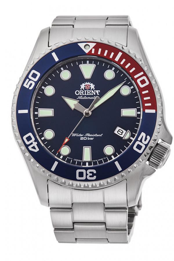 ORIENT Sports Diver Pepsi RA-AC0K03L10B