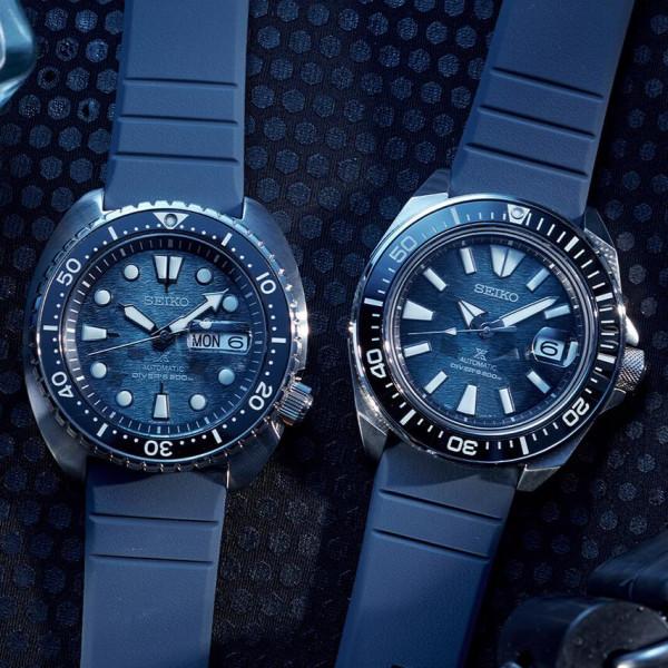SEIKO Prospex Save the Ocean Manta Ray Special Edition SRPF79K1