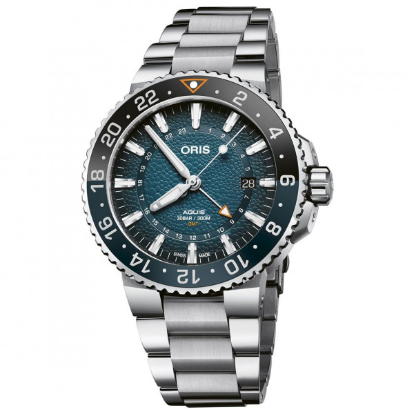 ORIS Aquis Whale Shark Limited Edition 01 798 7754 4175-Set