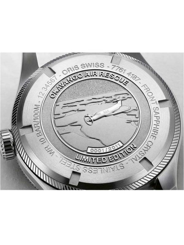 ORIS Okavango Air Rescue Limited Edition 01 751 7761 4187-Set