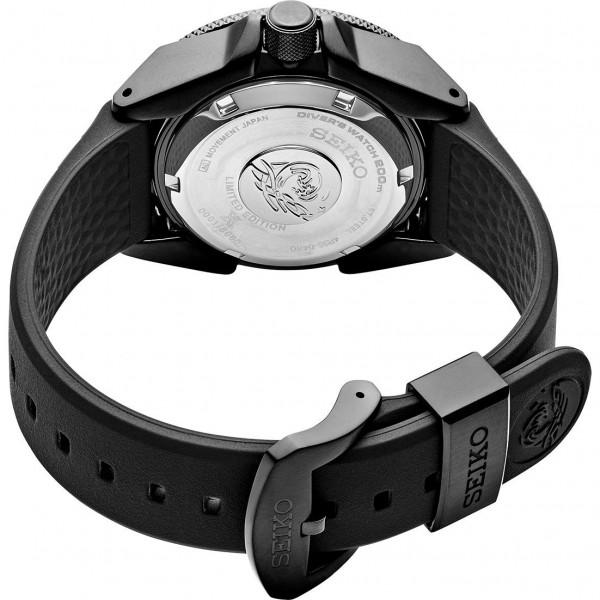 SEIKO Prospex Samurai Black Series Limited Edition SPRH11K1