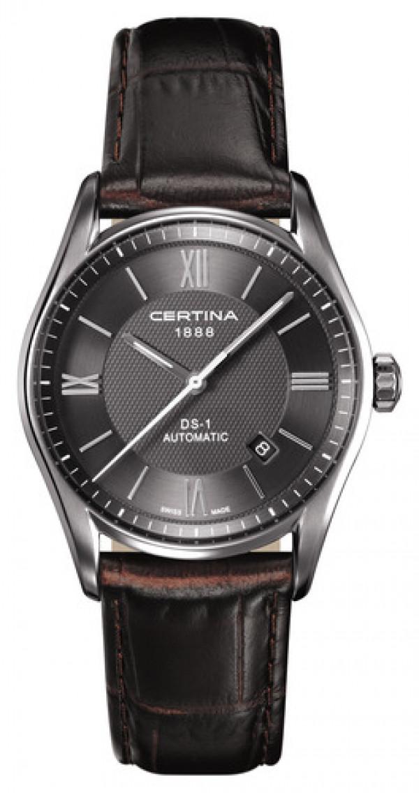 CERTINA DS-1 automatic miesten rannekello C0064071608800