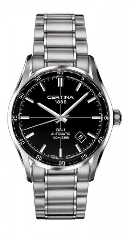 CERTINA DS-1 automatic miesten rannekello C0064071105100