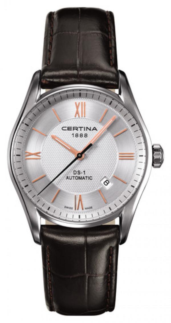 CERTINA DS-1 automatic miesten rannekello C0064071603801
