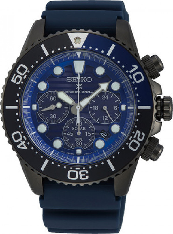 SEIKO PROSPEX SAVE THE OCEAN Special Edition 2 SSC701P1