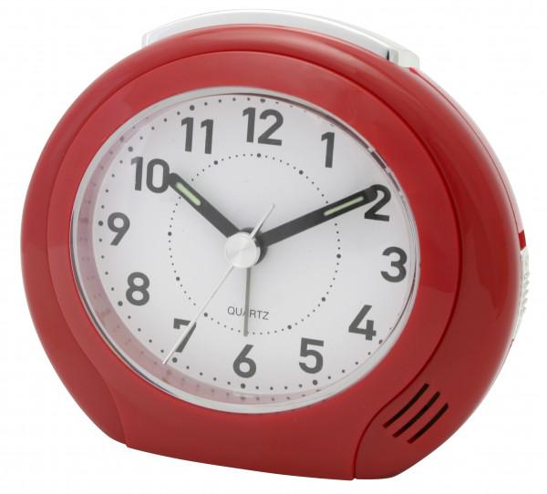 FOCUS herätyskello punainen