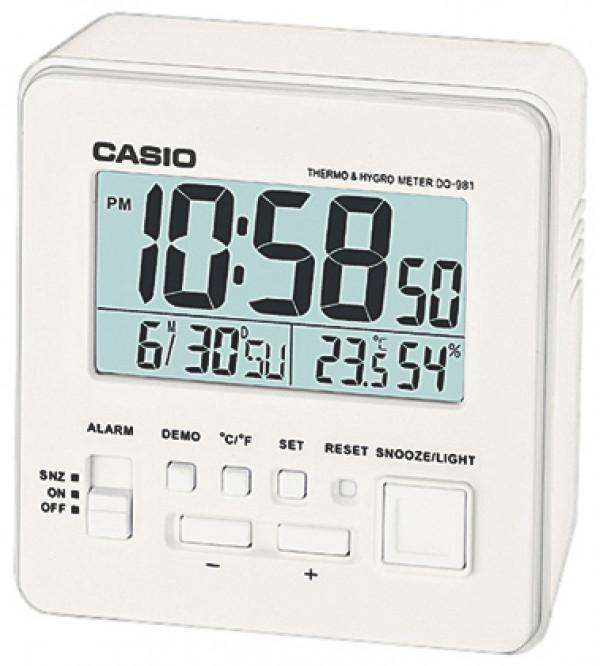 CASIO herätyskello DQ-981-7ER