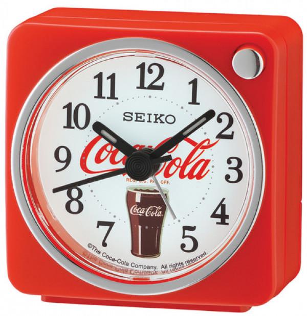 SEIKO herätyskello Coca Cola QHE905R