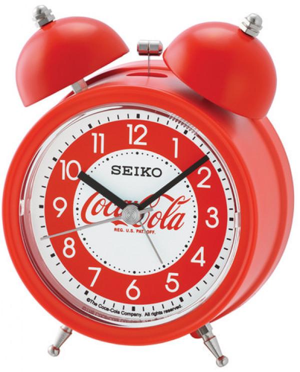 SEIKO herätyskello Coca Cola QHK905R