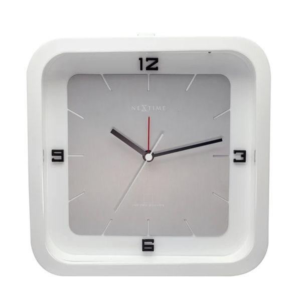 NEXTIME Square Alarm herätyskello 5221WI