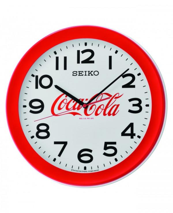 SEIKO seinäkello Coca Cola