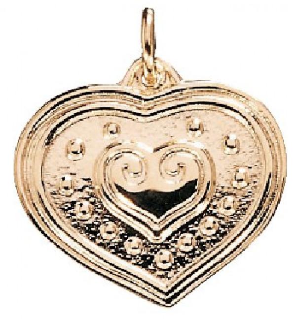 KALEVALA KORU Euran sydän kultariipus1810951