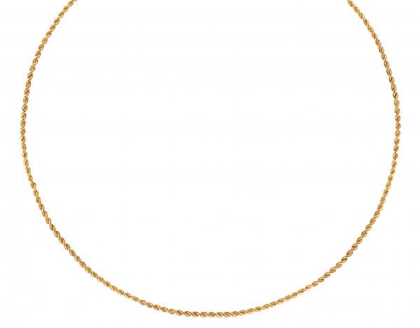 Kulta cordell kaulaketju 42cm