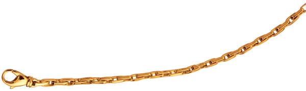 KOHINOOR Kultainen Kaulaketju 45cm