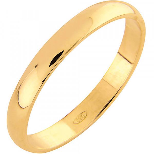 Kihlasormus kultaa 3mm