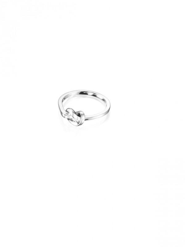 EFVA ATTLING Love Knot Sormus 13-100-01601/1