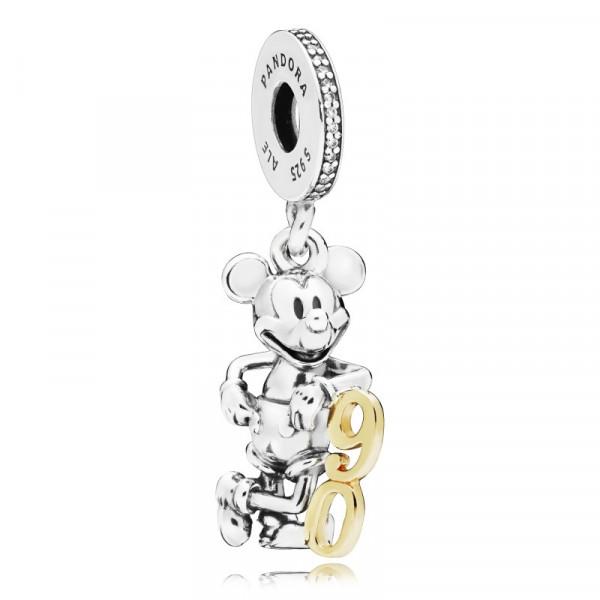 PANDORA Disney, Limited Edition Mickey's 90th Charm