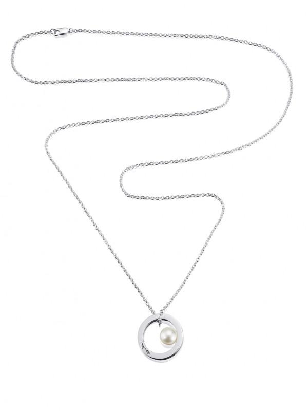 EFVA ATTLING 60's Pearl Long Necklace Kaulakoru