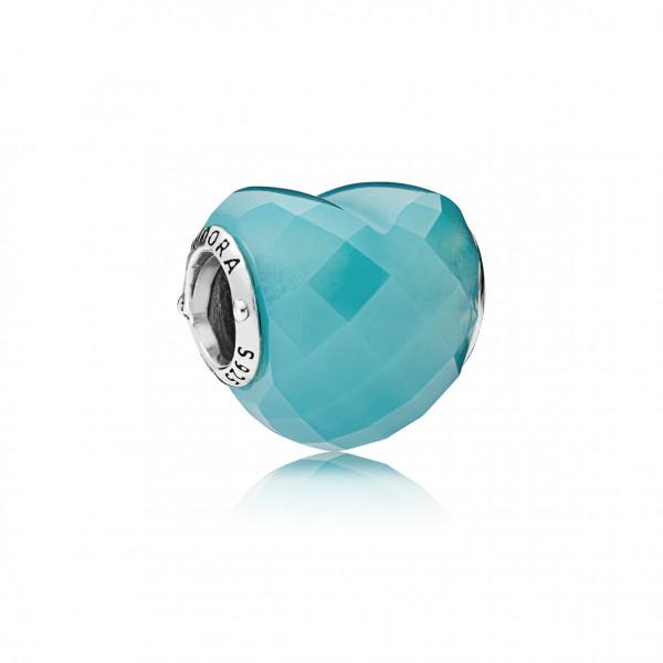 PANDORA Blue Shape of Love